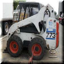 Bobcat skid loader S175