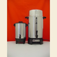 Coffee maker, 30 cups