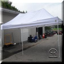 Tent, EZ up 10'x20'