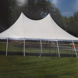 Tent, 40'x40'