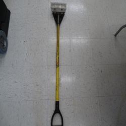 Shovel, shingle