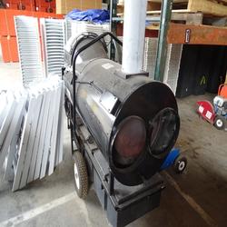 Heater, L B white 60,000 BTU