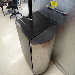 Beverage cooler, Kegerator