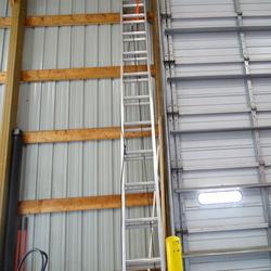 Ladder, extension