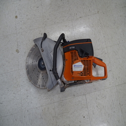 Concrete circular saw, asphalt blade 14