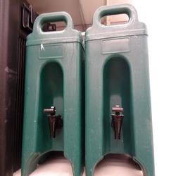 Beverage dispenser, 2.5 gallon