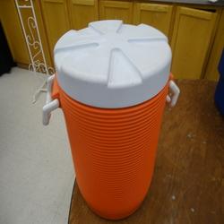 Beverage cooler, Cambro 5 gallon
